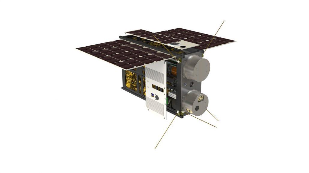 M6P Nano-Satellite - for Lacuna